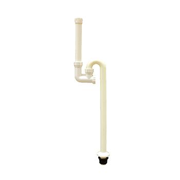 【710011】S型落水管-清潔口